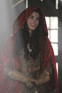 Red ridding Hood- ruby - the wolf - Once Upon a Time