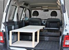Best value Berlingo, Doblo, Partner, Rifter, Kangoo & Caddy camper van conversions available. Camper Beds, Car Camper, Mini Camper, Minivan Camping, Jeep Camping, Citroen Berlingo Camper, Kangoo Camper, Toyota Van, Campervan Bed