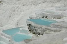 Picture of Pamukkale, Turkey