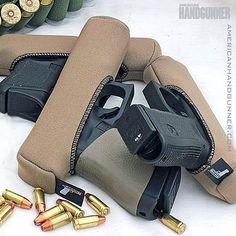 Protection for your protection. The SlideBoot is a patented protective cover for handgun slides constructed of quality neoprene laminated with…