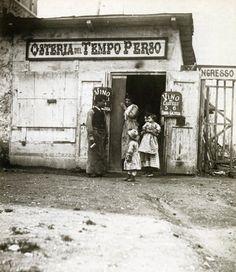 Roma Sparita - Osteria del Tempo Perso