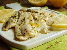 Questi filetti di platessa al limone sono un secondo davvero light e di una semplicità imbarazzante. Pochi minuti ed il piatto è servito.