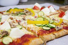 gnam box WHOLEGRAIN KAMUT PIZZA