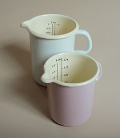 measuring jug from Objects of Use - beautiful, simple store