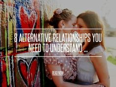 8 Alternative Relationships You Need to Understand ... - Love [ more at http://love.allwomenstalk.com ] In this day and age, denying alternative relationships is almost impossible! There are tons of different alternative relationships that might be completely different from yours, but are also interesting to understand. Below, I'm going to cover the top 8 alternative relationships that might never, ever work for you, but they do... #Love #Shades #Relationships #Relationship #Grey…