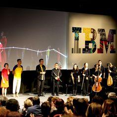 """""""Come creare valore attraverso le relazioni?"""" Giardino22 è stato presente all'evento @ibm Italia realizzando la video scenografia…"""