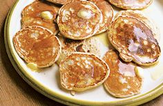 Wholemeal drop scones by Hugh Fearnley-Whittingstall