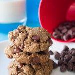 Almondy Chocolate Chip Cookies (GF)