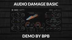 Audio Damage Basic DEMO.
