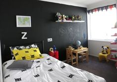 Ali Joy Interiors - children's interior design - boy's bedroom