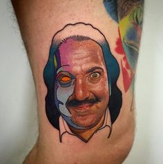 Watch out world, Ron is coming for ya 😄 Amazing tattoo by @dzikson_tattoos (Ig) found in @inkedmag (Ig)👌 . . . . . . . . . . . . . . . . . . . . . . . . . . . . . #awesometattoo#ronthehedgehog #rondejeremyspirits #hedgehog #rondejeremy #illustration #rum #art #artsy #design #blackandwhite #rondejeremyrum #spirits