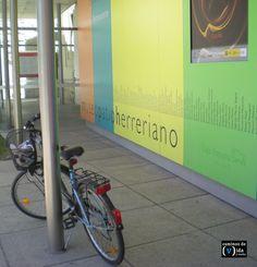 Valladolid desde mi bici.