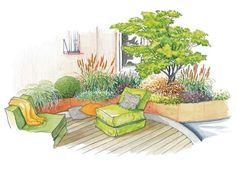 Gestaltung einer Outdoor-Lounge - Seite 2 - Mein schöner Garten