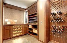 Unique wine cellar ~ 79 Raymar, Oakville