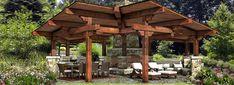 Trailwind Custom Pavilion