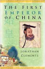 The first emperor of China by Jonathan Clements. Presenting the true story of the first Qin emperor Ying Zheng, this work describes the man who unified China, built the Great Wall, searched for immortality, dodged assassins, and died before his 50th birthday #firstread