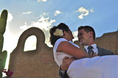Fort McDowell Adventures is a perfect location for weddings. With sweeping desert vistas and stunning abodes, your big day will be perfect, no matter what size. Fort McDowell will accommodate your needs.
