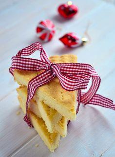 Ajándékok házilag 19. Shortbread, a skótok csodás vajas keksze - Házisáfrány