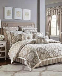 Croscill Anessa Bedding Collection - Bedding Collections - Bed & Bath - Macy's
