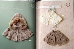 Done in 1 Week Gentle Crochet Clothes for Baby - Japanese Craft Book. $24.50, via Etsy.
