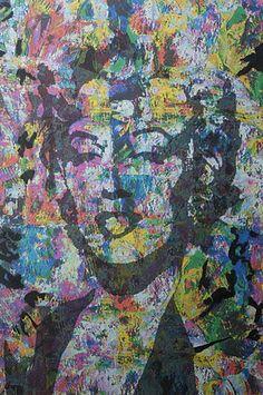 """""""Den Abstand zwischen Brett und Kopf nennt man geistigen Horizont."""" Unbekannt """"Marilyn"""" Mischtechnik: Tusche und Fotomanipulation von Jörg Schubert """"Marilyn"""" Mixed media: ink and photo manipulation by Jörg Schubert  Durch Fotobearbeitung entstehen moderne kunst bilder. Weitere Bilder auf meinem nrw kunst blog. #art #kunst #portrait #mischtechnik #mixed #media #fotomanipulation #frau #woman #ink #tusche #glitch #pop #marilyn #monroe #moderne #bilder #blog #nrw #zitate #popart…"""