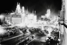 Hollywood Blvd, Los Angeles c.1931
