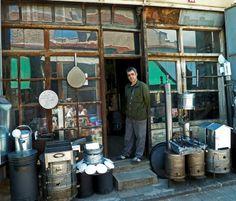 Tinsmith, Bitola, Macedonia