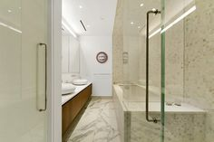 """170 East 80th Street, New York, NY, 10075. The """"Waterfall Mansion"""""""