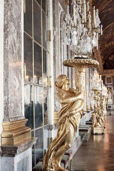 Hall of Mirrors, Le château de Versailles » Carolina Caruso Blog