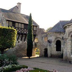 Prieuré de Saint-Cosme (région de Tours - France