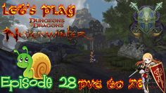 Queen of the snails! xD - Neverwinter Xbox one paladin PvE to 70 episode 28