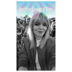 #BritishSummerTime Festival perfeito no Hyde Park. Mais um sonho realizado para a caixinha! #florenceandthemachine maravilhosa! 😍 #30diasdeLondres