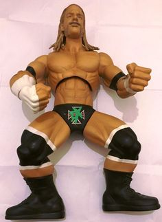 Wresting Action Figure - 2005 Jakks Pacific / WWE Inc