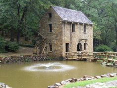 The Old Mill    North Little Rock, AR