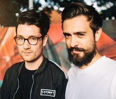 Dan and Kyle