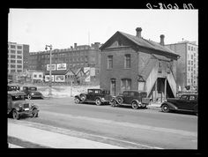 1. This is what the house at 912 North 8th Street in Milwaukee looked like in 1936. #maryslocalmarket