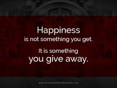 Humans are very bad predictors of what will bring us happiness.