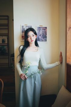 Asia Girl, Asian Beauty, Pretty Girls, Korean Fashion, Princess, My Style, Outfits, Clothes, Vintage