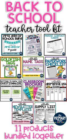 Editable Dismissal List Templates  School