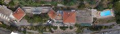 Orthophoto d'une demeure réalisée pour la demande de permis de construire