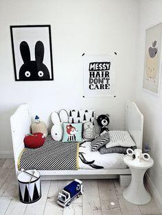 Christian's Cool Room || La Petite Blog