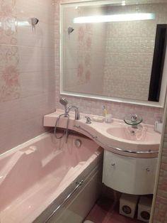 123 Interesting And Detailed Tiny House Bathroom Shower Design Ideas Diy Bathroom Decor, Bathroom Colors, Bathroom Sets, Bathroom Interior, Bathroom Storage, Bathroom Pink, Bathroom Mirrors, Bathroom Cabinets, Bathroom Organization