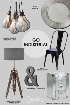 4 Fabulous Tips and Tricks: Industrial Chic Lamp industrial chic lamp. Industrial Chic Decor, Vintage Industrial Furniture, Industrial Interiors, Industrial House, Industrial Bedroom, Industrial Lighting, Modern Industrial, Industrial Wallpaper, Industrial Stairs