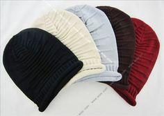Unisex Warm Knit Ski Slouch Hip-hop Beanie Crochet Skull Hat