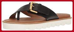 See By Chloe Women's Tiny Flat Sandal, Black, 36.5 EU/6.5 M US - All about women (*Amazon Partner-Link)