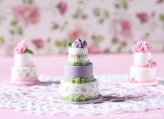 Donatella Semalo: Mini mini...Wedding cakes...