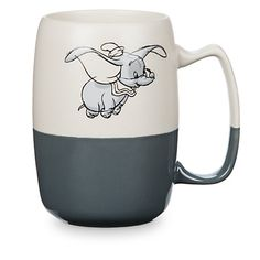 Disney Dumbo Sketch Mug Cute Coffee Mugs, Cool Mugs, Coffee Cups, Disney Tassen, Animal Crossing Plush, Disney Cups, Mug Tree, Coffee Pictures, Teapots And Cups