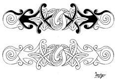 New Zealand Maori Tattoos | Tattoo Design Maori-Celtic by ~shadow-phoegon on deviantART