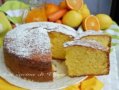 torta ace da provare nel versilia Torte Cake, Angel Cake, Tasty, Yummy Food, Cooking Chef, Italian Desserts, Wonderful Recipe, Sweet Cakes, Something Sweet