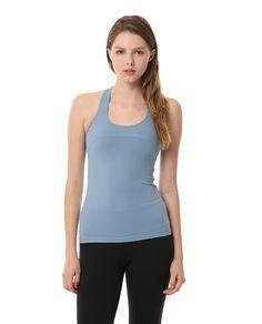 AUMNIE :: RHYTHM TANK STORM  #yoga #pilates #yogatank #yogatop #yogawear #fittnesswear #sportswear